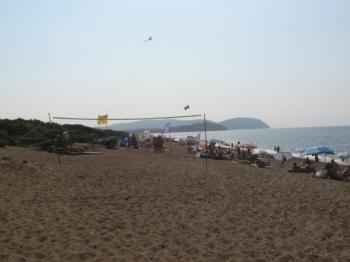 Spiaggia Nido dell'Aquila