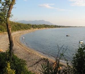 Spiaggia corsa