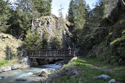 Il ponte sul Caffaro