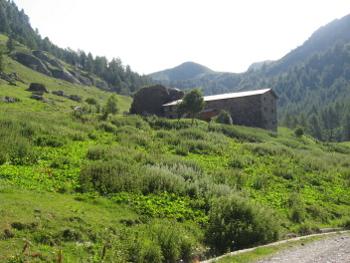 Malga Balotto Alta (Foto Emanuele Cinelli)