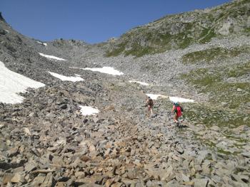 Passo del Blumone (Foto Marco)