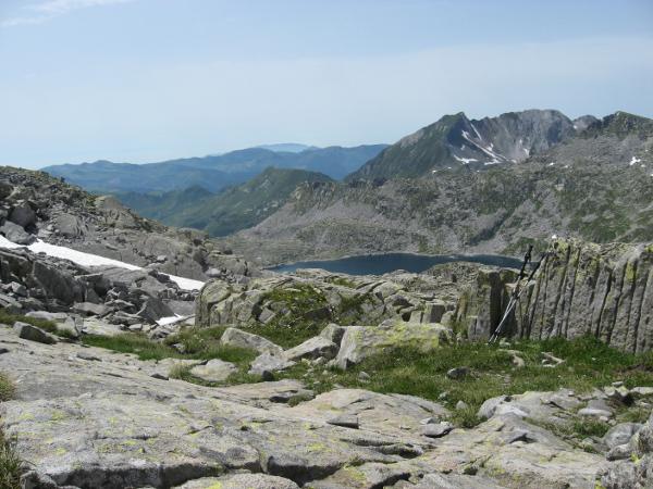Panorama dal Passo di Blumone verso sud (Foto Emanuele Cinelli)