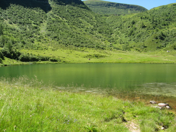 Lago Mignolo Basso (Foto Emanuele Cinelli)