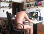 Nudi al lavoro