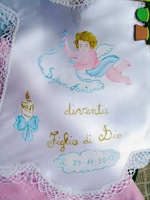 La veste candida: il vestito diventa simbolo, ricordo, omaggio, segno di apaprtenenza